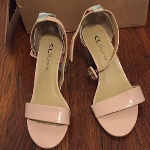 Heels - Light Pink - Chinese Laundry